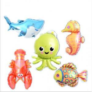 A006 大號海洋動物汽球