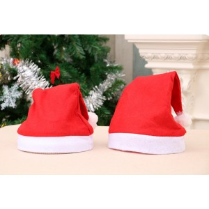 M002  兒童無紡布聖誕帽