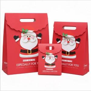 M014  紙製聖誕禮物袋