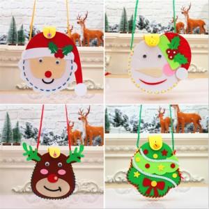 M016  DIY聖誕禮物袋