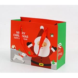 M011  紙製聖誕禮物袋