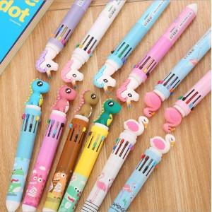 W063 多色原子筆