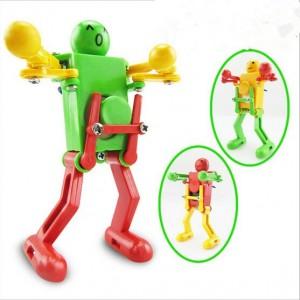 W013 上鏈跳舞機器人
