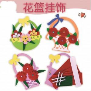 H010 DIY 康乃馨花束