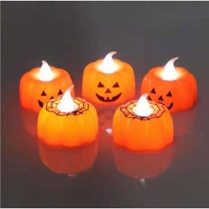 H112 南瓜電子發光蠟燭燈
