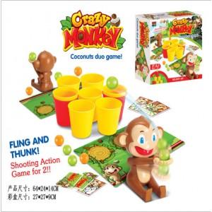 B014A 猴子投籃遊戲
