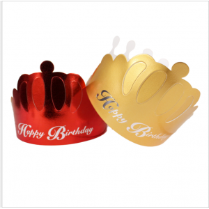 B058-B 皇冠生日帽