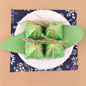 D010 端午節飄香粽子 DIY