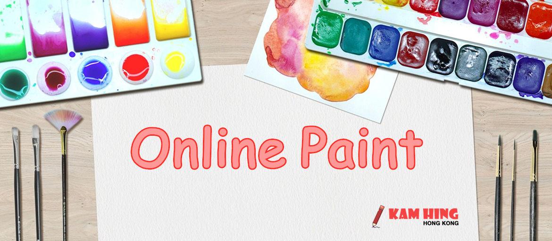 Online Paint